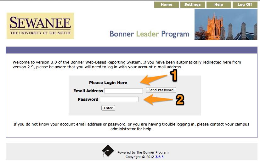 The Bonner Network Wiki Esignature Site Supervisor Instructions