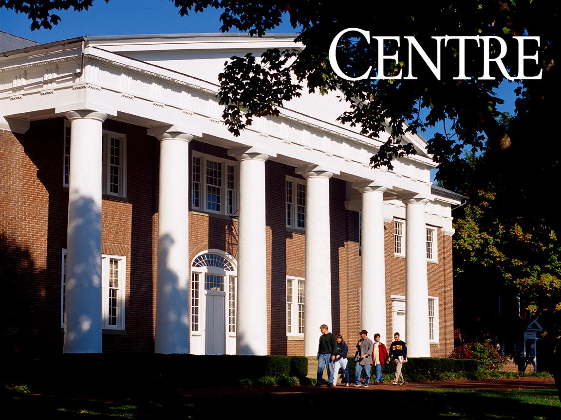 The Bonner Network Wiki Centre College